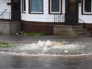 Overflows in Sheffield